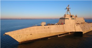 GD Enhances LCS 10 with New Anti-ship and Land Attack Cruise Missile System