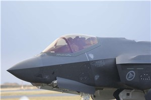 Kongsberg Contract for Air-to-air Pylons for F-35 Program Worth 162 MNOK