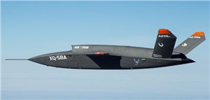 Kratos Receives $5 M Sole-Source Contract for Tactical Jet Drone Mission System Integration and Test Work