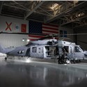 Sikorsky Ceremony Showcases New Combat Rescue Helicopter