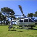 ACJ and ACH highlight corporate jets and helicopters at NBAA