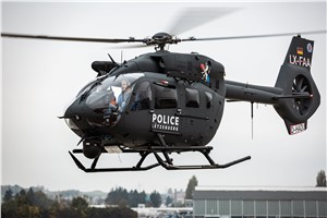Airbus Helicopters Delivers 1st H145M to Luxembourg