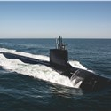 Navy Awards Block V Virginia-class Submarine Contract