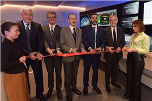 The New Control Room for Satellite Orbital Insertion has Been Inaugurated at the Telespazio's Fucino Space Centre