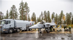 Saab Receives Order for Gripen Support and Maintenance Operations
