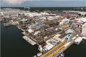 Huntington Ingalls Industries Awarded Submarine Planning Yard Contract Worth A Potential $454 M