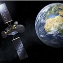 2nd Space Data Highway Satellite Set to Beam