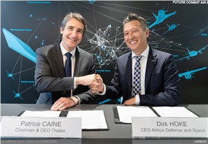 Airbus and Thales Join Forces to Develop the Air Combat Cloud for Future Combat Air System