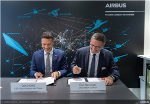 Airbus is Joining Forces With Europe's Premier Missile Systems House MBDA to Develop Demonstrators for Remote Carriers