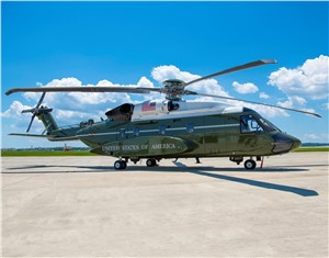 Sikorsky Receives 2nd Contract to Build Presidential Helicopters