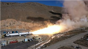 NGC Successfully Completes Second Stage Test for OmegA Rocket