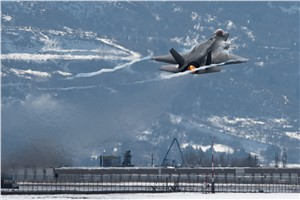 F-35 Program Continues to Make Progress, DOD Official Says