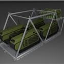 IrvinGQ Develops Airdrop Platform Compatible for Use With Milrem Robotics' UGV