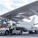 Total and Gaussin Developing World's 1st Full Electric Aircraft Refueller Transporter