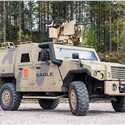 Kongsberg Awarded Contract to Provide RWS to the Canadian Army Worth 500 MNOK