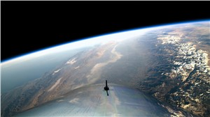 Virgin Galactic Signs Space Act Agreement with NASA for Private Orbital Spaceflight to the ISS