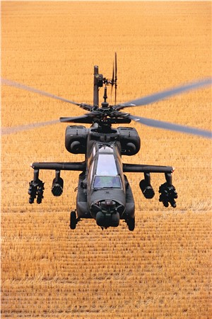 Boeing Delivers 2,500th AH-64 Apache Helicopter