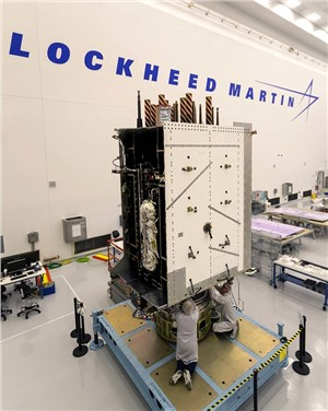 3rd LM-Built GPS III Satellite Now Climbing To Orbit On Its Own Power