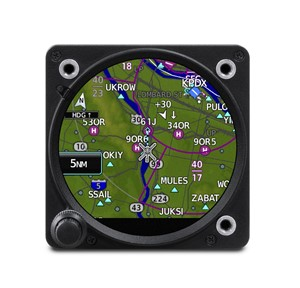 Garmin GI 275 Electronic Flight Instrument CDI/MFD Ready for Helicopter Installations