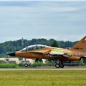Leonardo's M-346 Fighter Attack Embarks on Maiden Flight Equipped With Grifo Radar