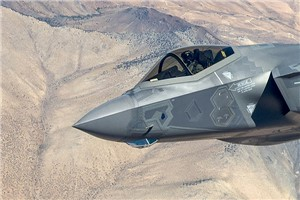 Elbit to Supply Additional Complex Composite Structural Assemblies for the F-35 Aircraft
