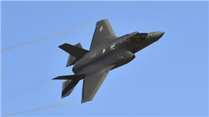 BAE Continues Mission-Critical F-35 EW System Production