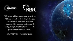 KBR Completes Centauri Acquisition, Strengthening Military Space and Intelligence Capabilities