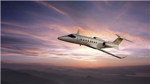 Bombardier's Most Accessible Business Jet, the Learjet 75 Liberty, Enters Service