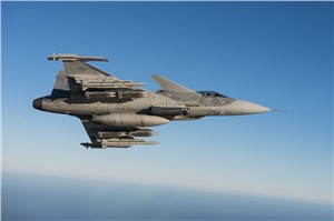 Saab Receives Order for Definition of Future Options for Sweden's Gripen C/D Fighters
