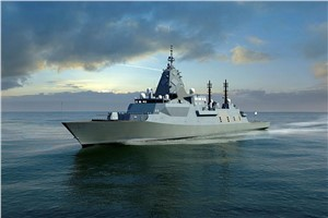 Preparation Underway to Build New Frigates