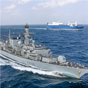 UK-Omani Ship Repair JV Completes HMS Montrose Support Period in Oman