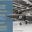 GBP76M Contract Boosts F-35 Lightning Fleet Support