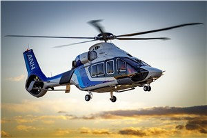 All Nippon Helicopter's H160 Completes 1st Flight