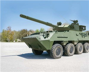 Elbit Awarded $172M Contract to Supply Light Tanks to a Country in Asia-Pacific