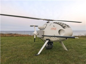 Nordic Unmanned has Acquired Two CAMCOPTER S-100 Systems.