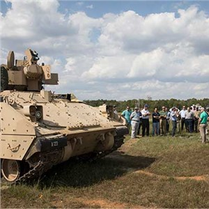 US Army Selects LM to Integrate and Test Combat Vehicle Protection System