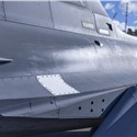 Saab Trials 3D-printed Part on Gripen for Battlefield Damage Repairs