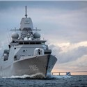UK Carrier Strike Group to Sail With Netherlands Frigate on 2021 Deployment