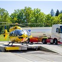 1st Rescue Helicopter Flies on Sustainable Aviation Fuel