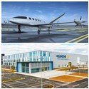 GKN Aerospace Delivers 1st Wings, Empennage and Wiring for All-electric Alice