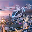 Eve Urban Air Mobility Announces Partnership With Ascent