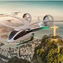 Eve and Flapper to Develop Urban Air Mobility Operations in Latin America