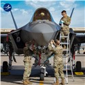 Pentagon and LM Agree to F-35 Sustainment Contracts