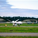 GA-ASI SeaGuardian Flies 1st Approved Point-to-Point UAS Flight in UK